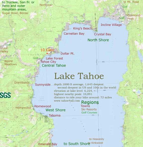 Tahoe Vacation Rental