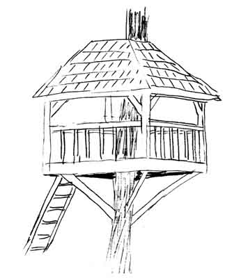 Tree House Plans likewise Treelinks also Treehouses And Playhouses as well Zen And The Art Of A Technical Spec additionally Swing Set Tree House Plans. on pirate treehouse plans